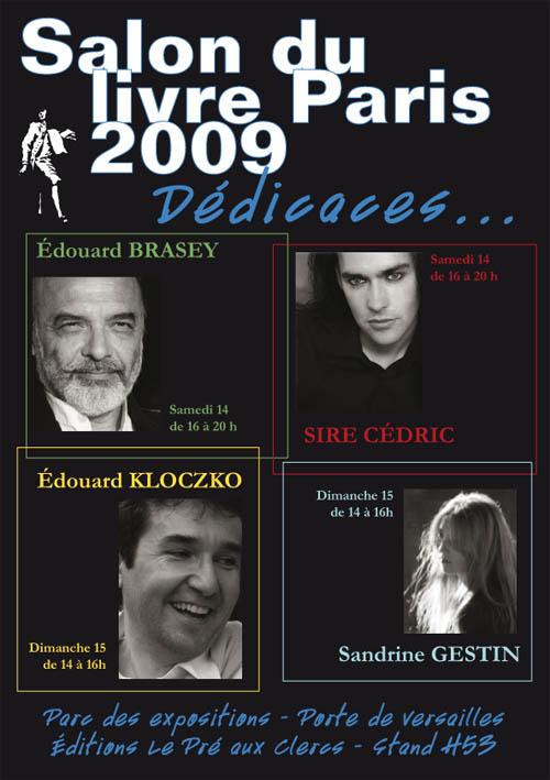 [auteur] Sire Cedric - Page 2 SDL2009
